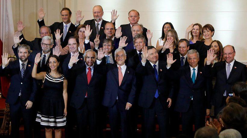 El Gabinete de Don Sebastián