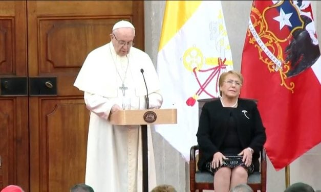 EL PAPA EXPRESÓ VERGÜENZA Y DOLOR POR LOS ABUSOS SEXUALES OCURRIDOS EN LA IGLESIA CHILENA