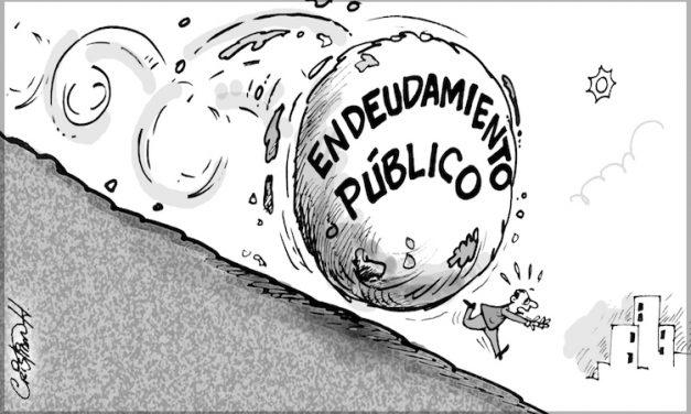 GOBIERNO DE BACHELET: CRECE EL DÉFICIT FISCAL Y AHORA TAMBIÉN El ENDEUDAMIENTO