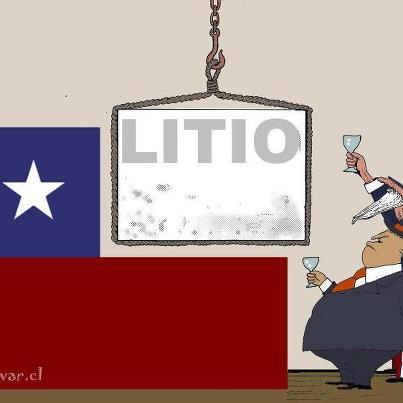 """Chile está perdiendo la pugna por el litio, pero ¿qué dice al respecto la presidenta """"socialista"""" Michelle Bachelet?"""