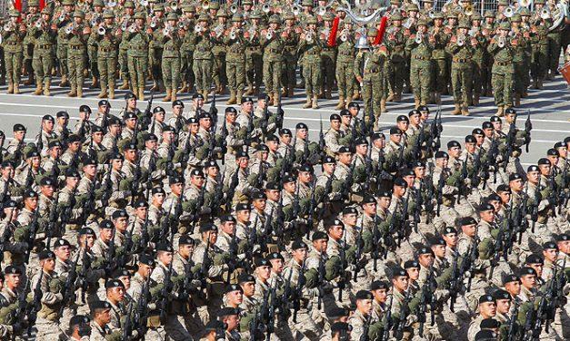 El desplome del Ejército chileno que dará paso a la modernización