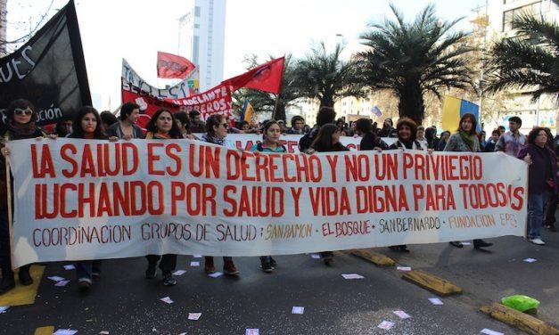La SALUD no es un derecho y contrariamente endeuda a los chilenos