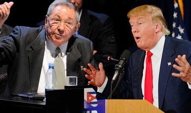 "Trump: ""Vamos a ocuparnos de Cuba"""