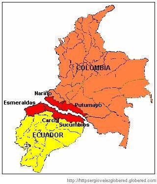 LA FRONTERA NORTE: EL NUEVO DOLOR DE CABEZA DE ECUADOR – NUEVOS SECUESTROS