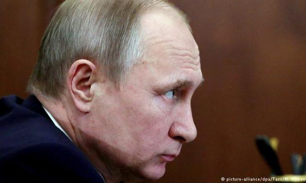Si Siria utiliza otra vez gases químicosEE UU está listo para atacar de nuevo, pero Putin auguró un caos mundial