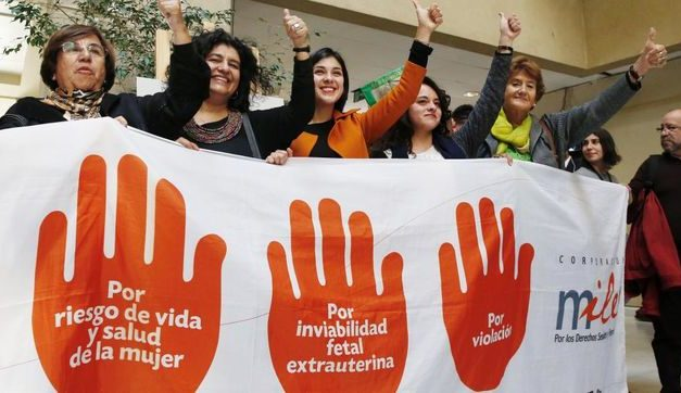 "Ordenando ""la borrachera"" del aborto en Chile"