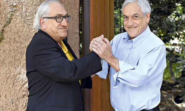 Error y polémica por Pablo Piñera impacta aprobación del Presidente que cae de un 58% a un 55%