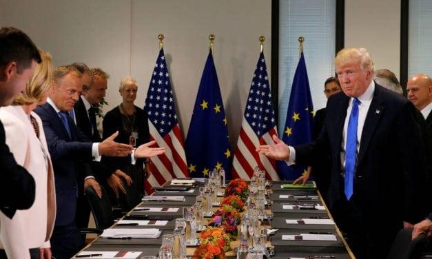 Sálvense quien pueda: Resurgió con toda fuerza la guerra comercial entre EE UU, Europa Canadá y México