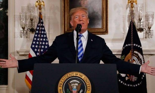 Donald Trump retiró a EEUU del acuerdo nuclear con Irán