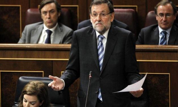 COMPLICADA CENSURA CONTRA RAJOY EN ESPAÑA TRAS LAS SENTENCIAS DEL FINANCIAMIENTO ILEGAL