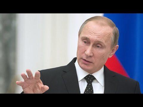 Putin advierte sobre una nueva y peligrosa crisis económica mundial por pérdida de confianza