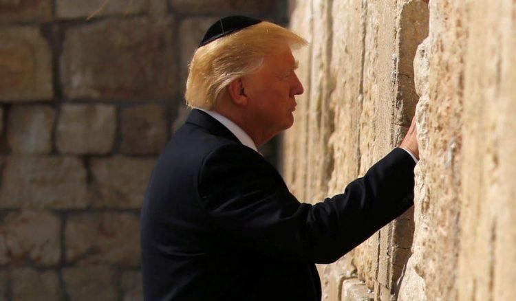 EN UN BAÑO DE SANGRE SE  INAUGURÓ LA NUEVA EMBAJADA DE EE UU dispuesta por Trump EN JERUSALÉN