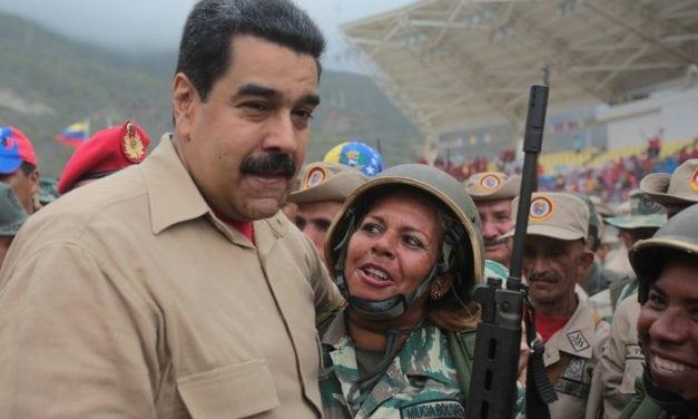 Alcalde Ledezma pide un levantamiento militar en Venezuela  para derrocar a Maduro