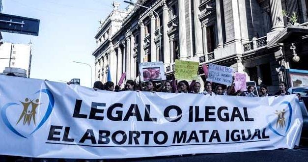 LAS ARGENTINAS TIENE YA MEDIO ABORTO LEGAL APROBADO en la Cámara
