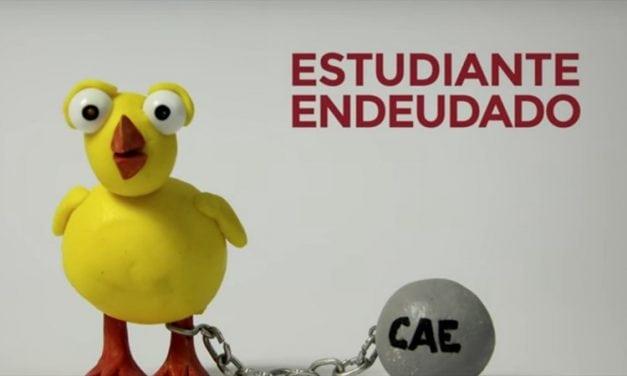 Tras una lucha que cruzó varios gobiernos los estudiantes chilenos pueden decirle «Chao Chao al CAE»