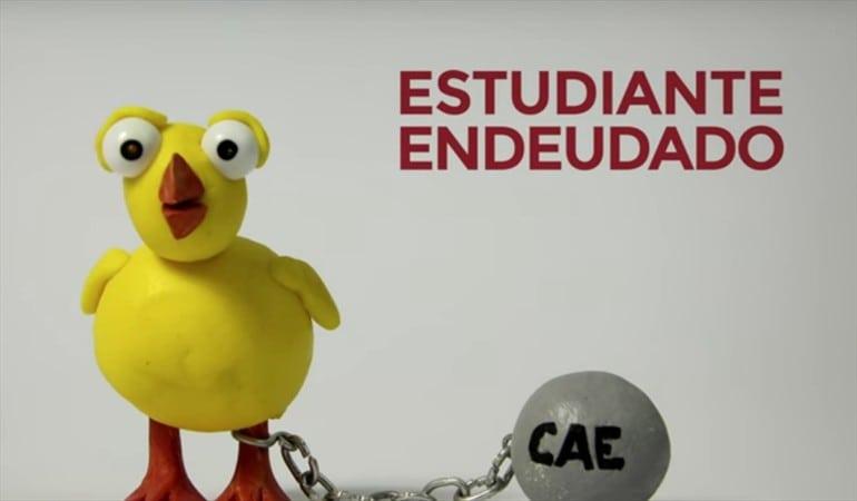 """Tras una lucha que cruzó varios gobiernos los estudiantes chilenos pueden decirle """"Chao Chao al CAE"""""""
