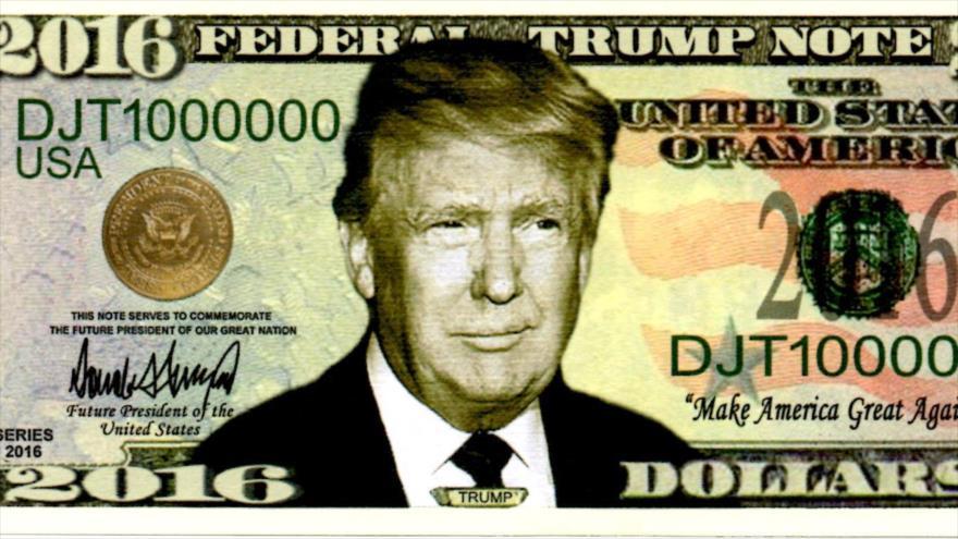 La economía Global y de Estados Unidos se está deteniendo con Donald Trump