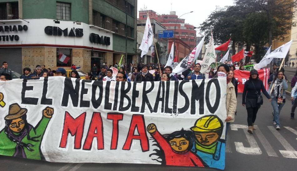 La crisis brasileña es parte de la crisis mundial