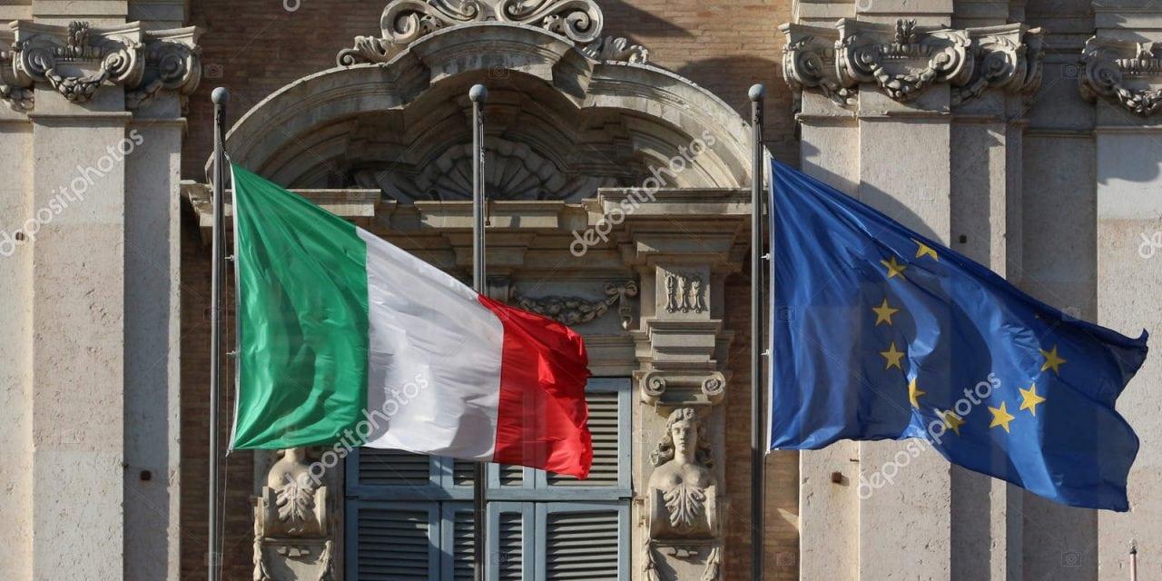 """UE:  ¿Un nuevo """"brexit en perspectiva, pero esta vez a la italiana?"""
