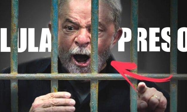 """Lula da Silva: """"No sólo me quieren preso, me quieren callado"""""""