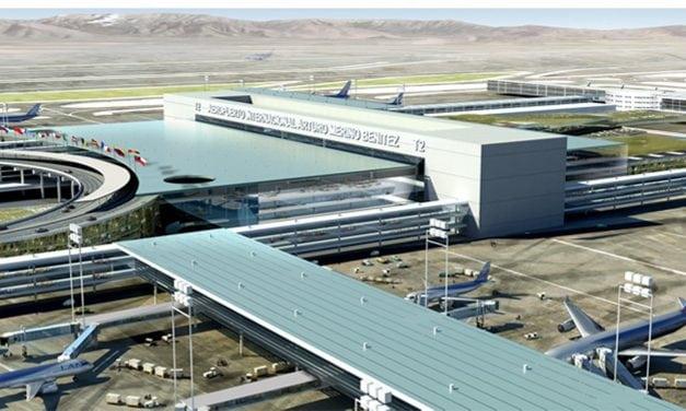 Nuevo aeropuerto de Santiago: ¿Subdesarrollo mental o pocas ganas de hacer bien las cosas?