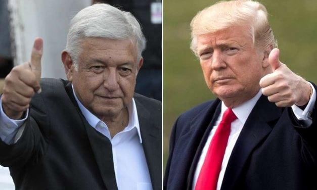 ¿Ayudó la política de Donald TRUMP al triunfo de López Obrador en México?, es la pregunta que se hacen los analistas este lunes