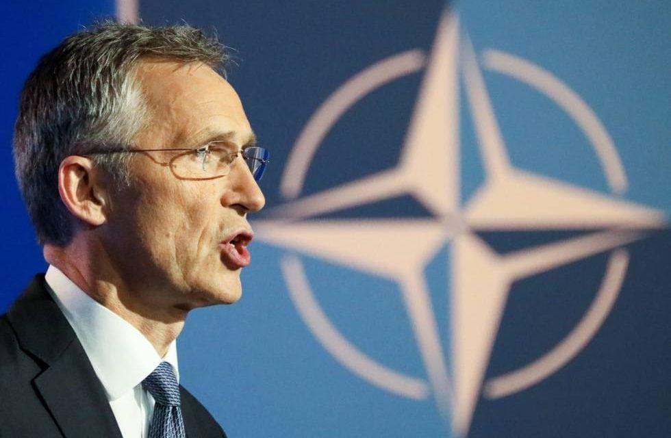 COMO LO ADELANTÓ KRADIARIO:  LA OTAN CON TODO SU ARMAMENTO NO PUDO CALMAR A TRUMP