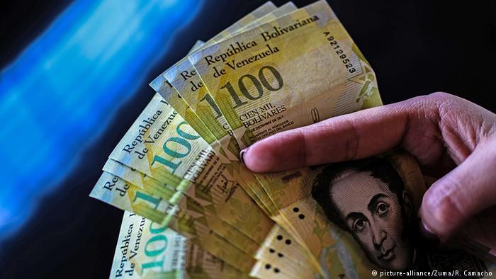 Increíble, pero así parece ser: El FMI prevé para Venezuela este año una inflación de 1.000.000 POR CIENTO