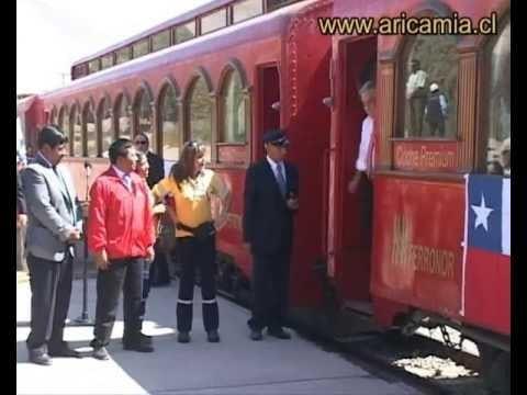 La triste Historia ferroviaria chilena