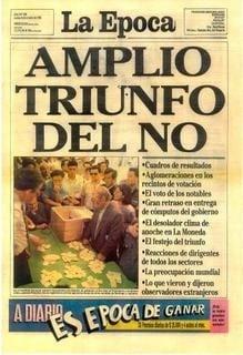 "Chile: Pinochet fue ""una persona fundamental"" para Chile dijo la diputada oficialista Camila Flores"