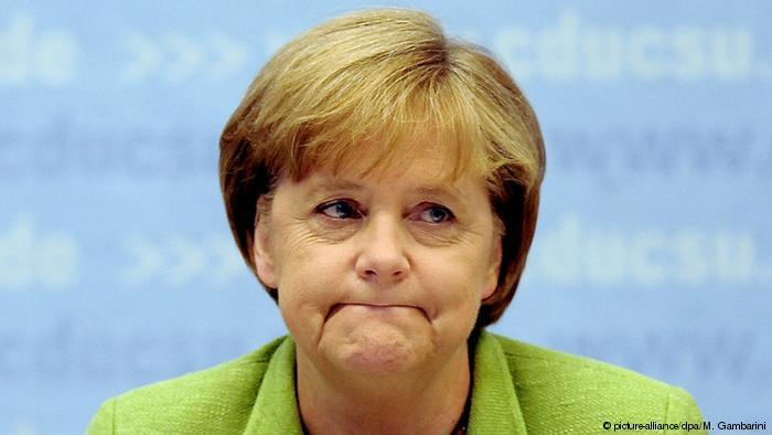 """Crisis del 2008 costó a los contribuyentes alemanes millones de euros, """"pero se salvaron los bancos"""", dicen con ironía algunos analistas"""