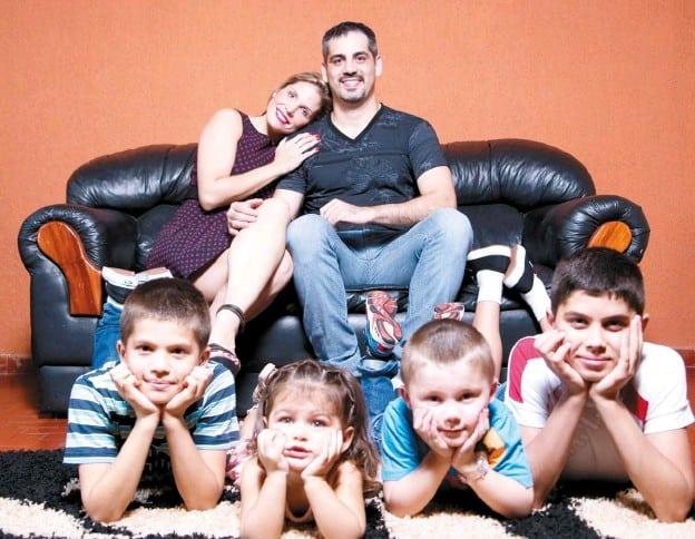 Familias ensambladas – una realidad cada vez más frecuente en las familias del siglo XXI