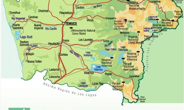"""Consigna oficialista: Sacar del """"hoyo"""" a la Araucanía"""
