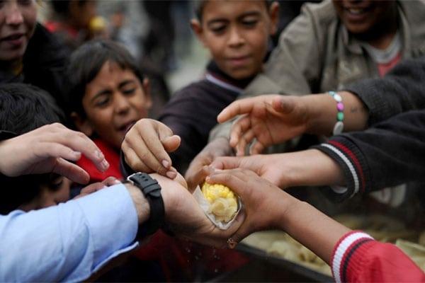 Con el cambio climático tendremos más hambre