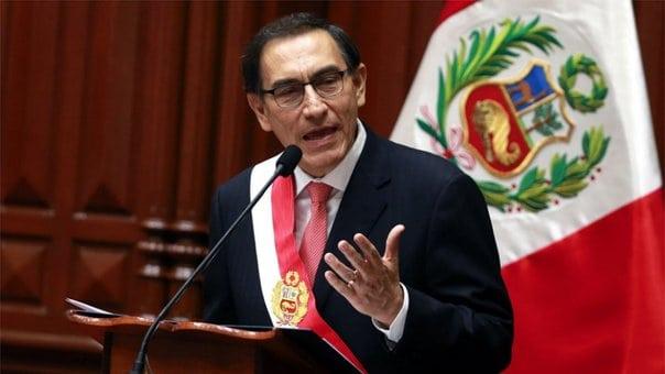 La oposición a Vizcarra en Perú fue por lana y salió trasquilada