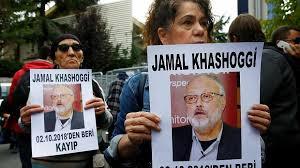 """""""Me ahogo, quítame esta bolsa de la cabeza. Soy claustrofóbico"""",  gritaba Khashoggi en una agonía que duró siete minutos"""