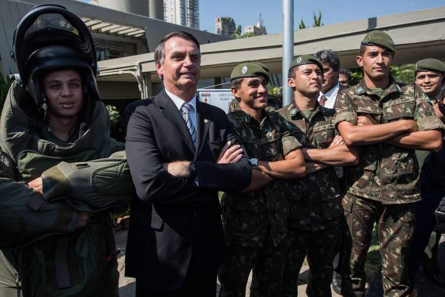 BRASIL- BOLSONARO ¿ESTRATEGIA NO GOLPISTA O LOS MILITARES quieren controlar el poder?