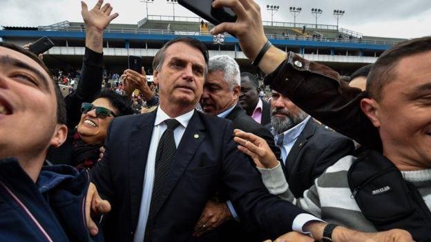 La extrema derecha vuelve de la mano militar en Brasil: Bolsonaro arrasó en las urnas