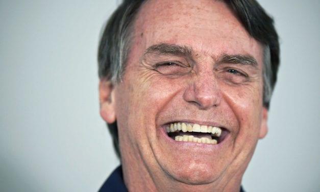La izquierda perdió hoy en Brasil el Mayor bastión de la Izquierda latinoamericana: Bolsonaro: 56% Haddad 44%