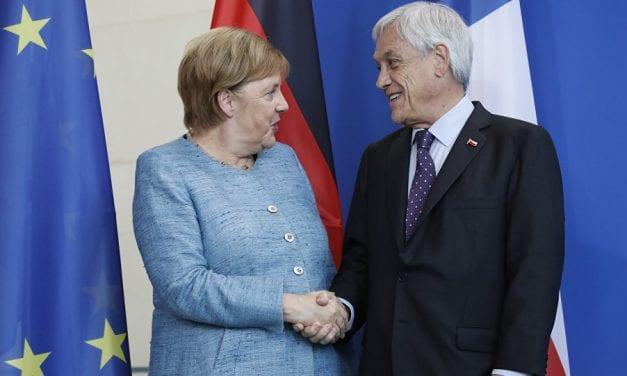 La Colonia Dignidad fue uno de los puntos centrales del encuentro entre Piñera y Merkel en Alemania
