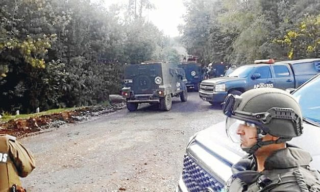 Araucanía: Otra vez en «estado de guerra» tras intervención de Carabineros que dejó un comunero muerto