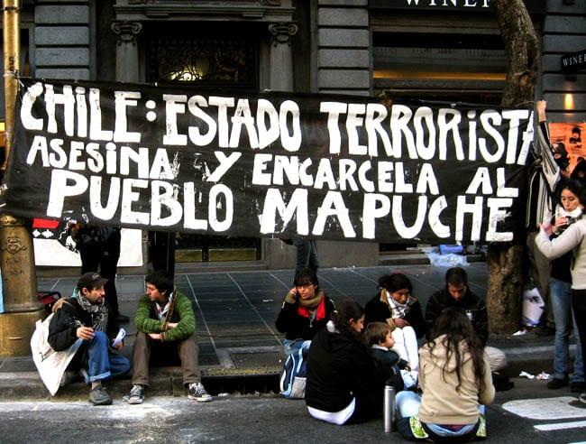 Mentiras y violencia extrema debilitan la participación de Carabineros en la Araucanía