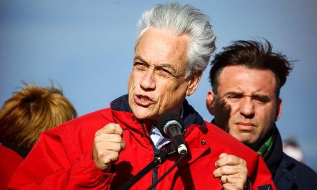 """Los """"tiempos mejores"""" anunciados por Piñera en su campaña aún no son percibidos por los chilenos"""