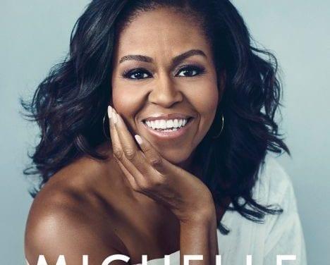 Las intimidades de Michelle Obama contadas por ella en su libro «Mi Historia»