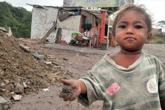 La pobreza tiene alarmado a los argentinos: Afecta al 33,6 de la población urbana