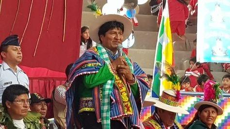 Evo Morales se convierte en candidato presidencial «eterno» de Bolivia con el apoyo del Tribunal Electoral – Ya se habla de Golpe de Estado