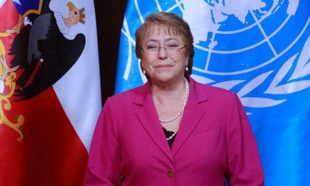 Bachelet en el The New York Times: El medioambiente debería dirigir todas nuestras decisiones sobre desarrollo