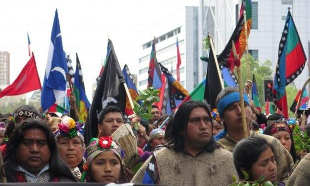 Documentación: Tesis para resolver el conflicto mapuche: Joaquín Fermandois  y Francisco Huenchumilla