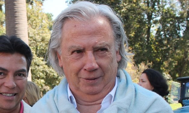 """El museo """"imaginario"""" que levantaba en su hacienda de La Punta el empresario Raúl Schüler hasta que llegó la PDI"""