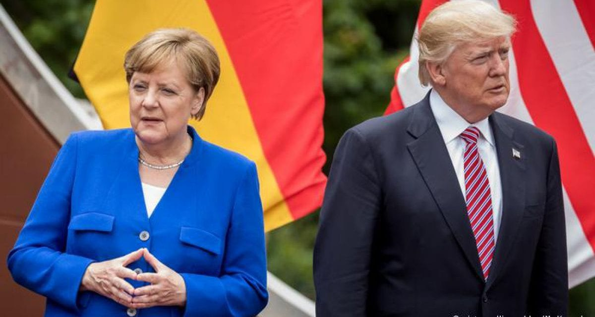 """TRUMP SIGUE CAMINANDO """"POR LA VEREDA DEL FRENTE"""" Y FRENÓ EL AVANCE DEL G-20"""
